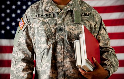 trade school for veterans