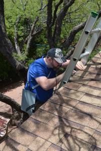Veteran Adjusting School graduate - Sean Odenwald