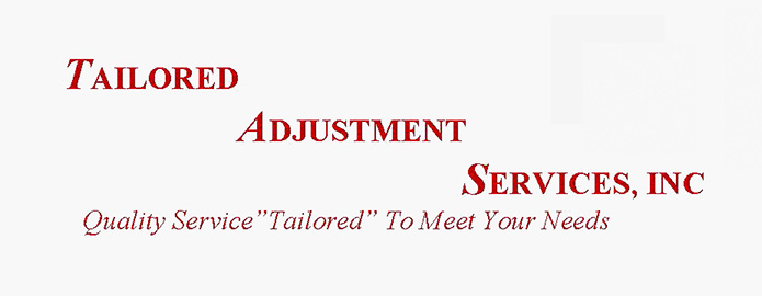 Tailored Adjustment Services